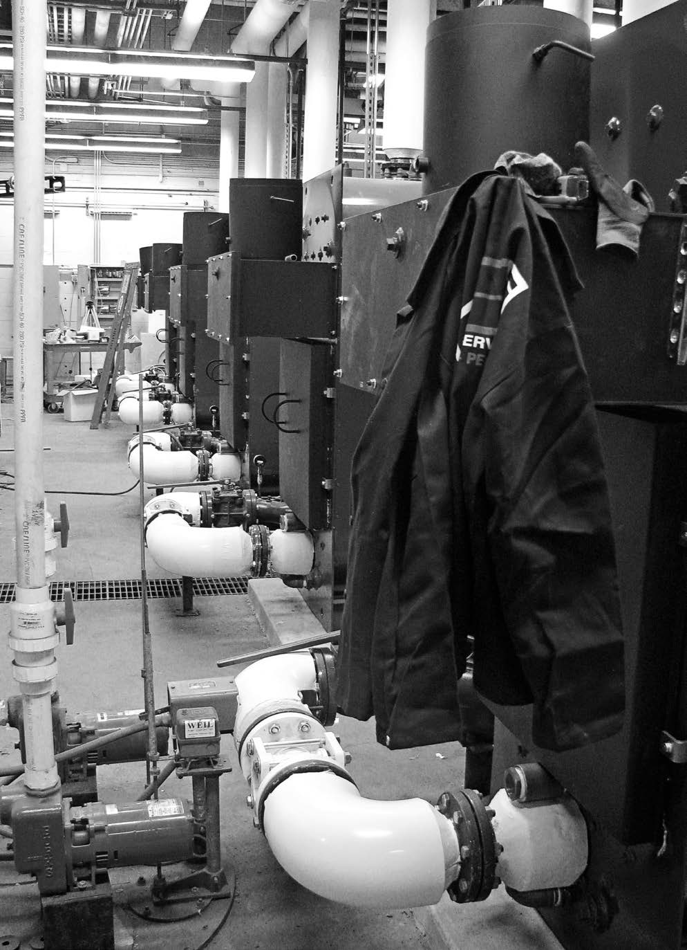ICC Prepares to Fire Up New Boilers