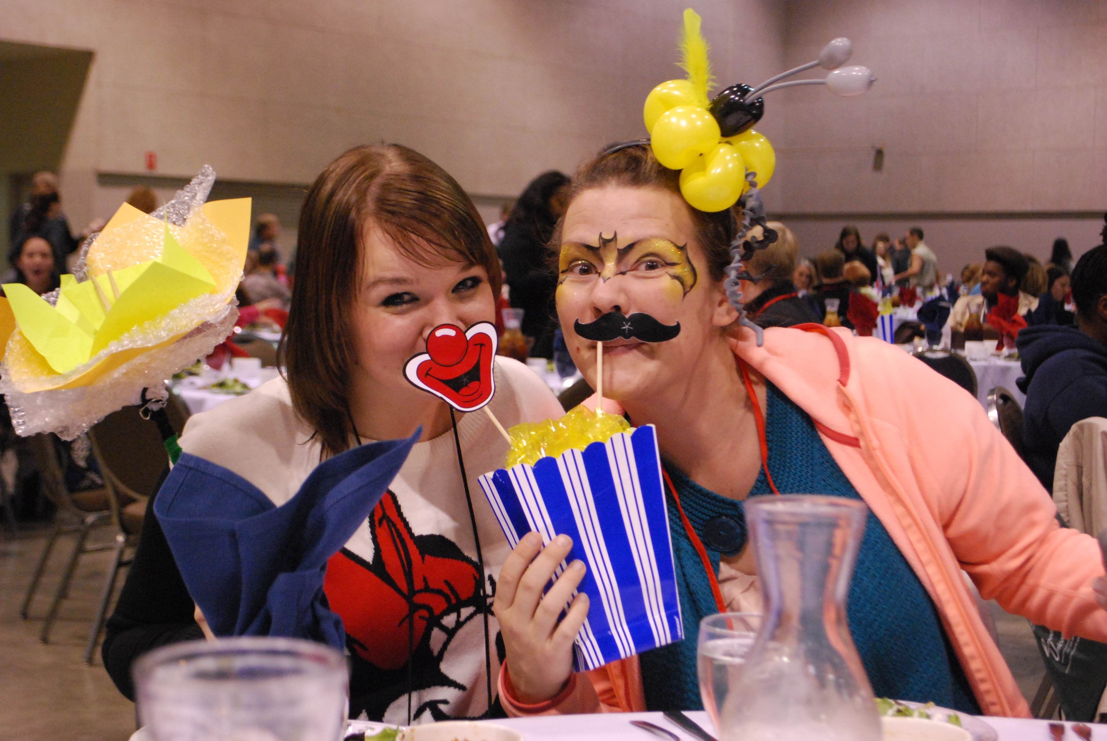 Peoria Conference Teaches and Entertains