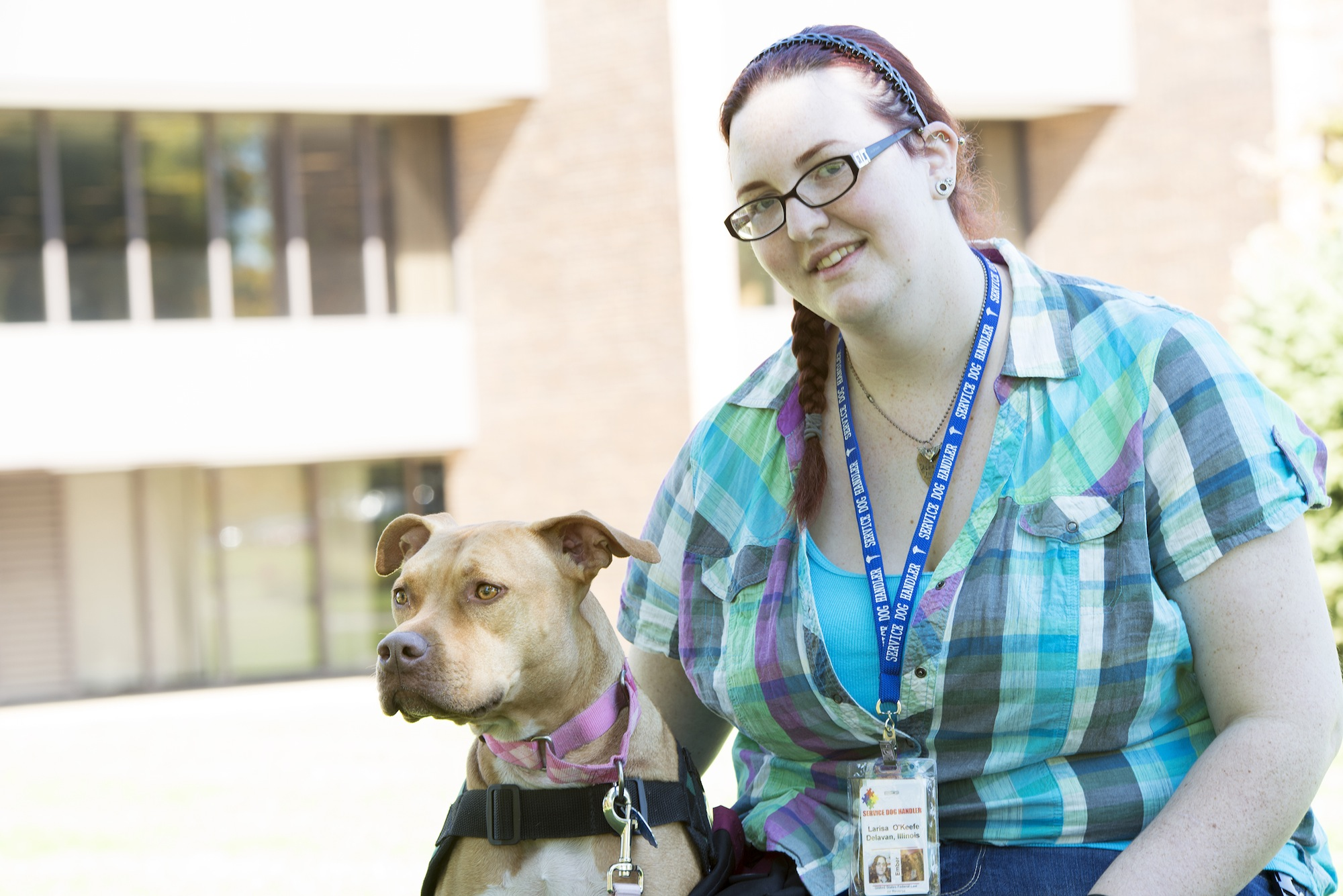 Teaching Old Dogs New Tricks: Larisa O'Keefe