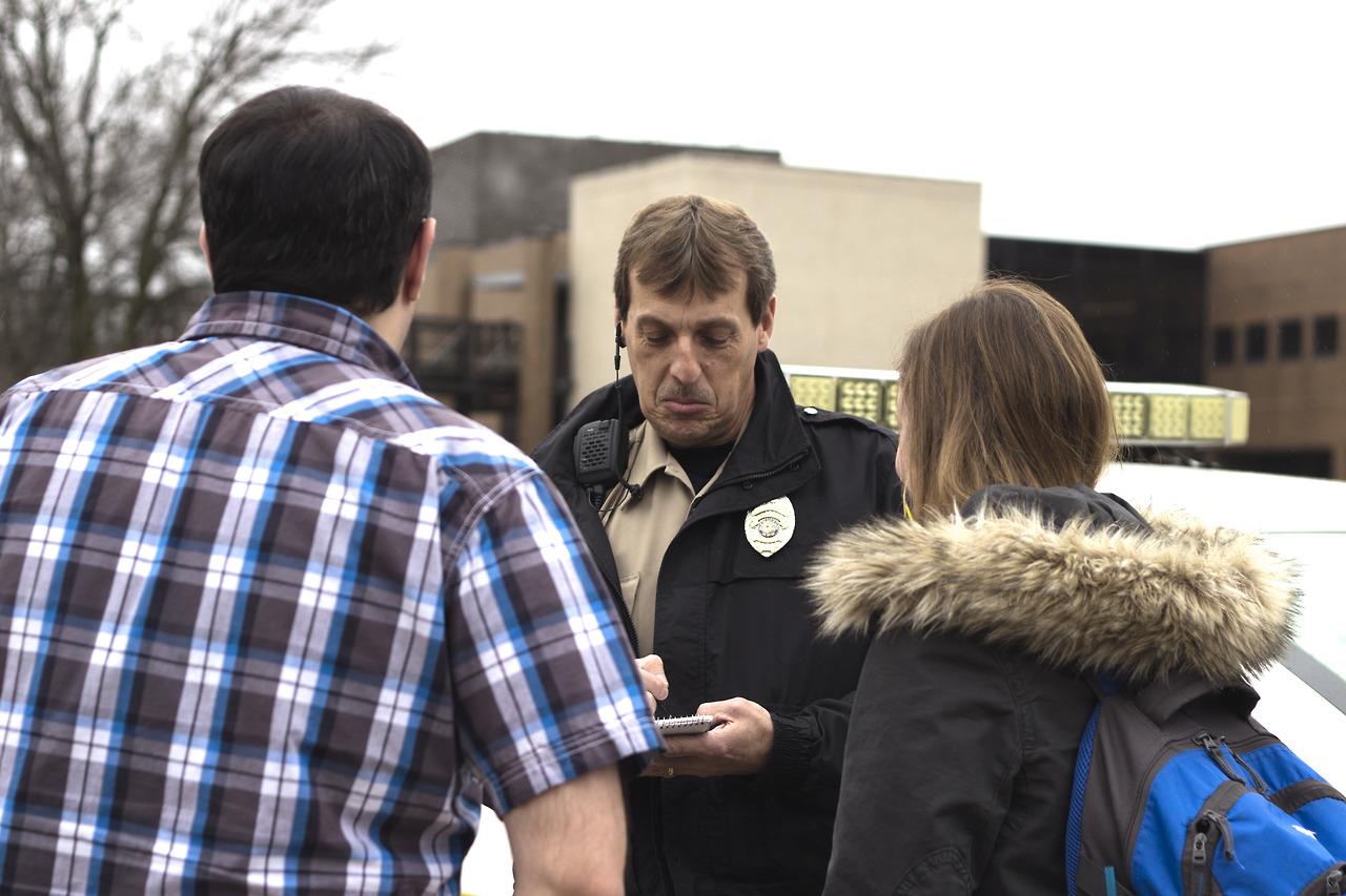 Campus Security Promotes Emergency Preparedness