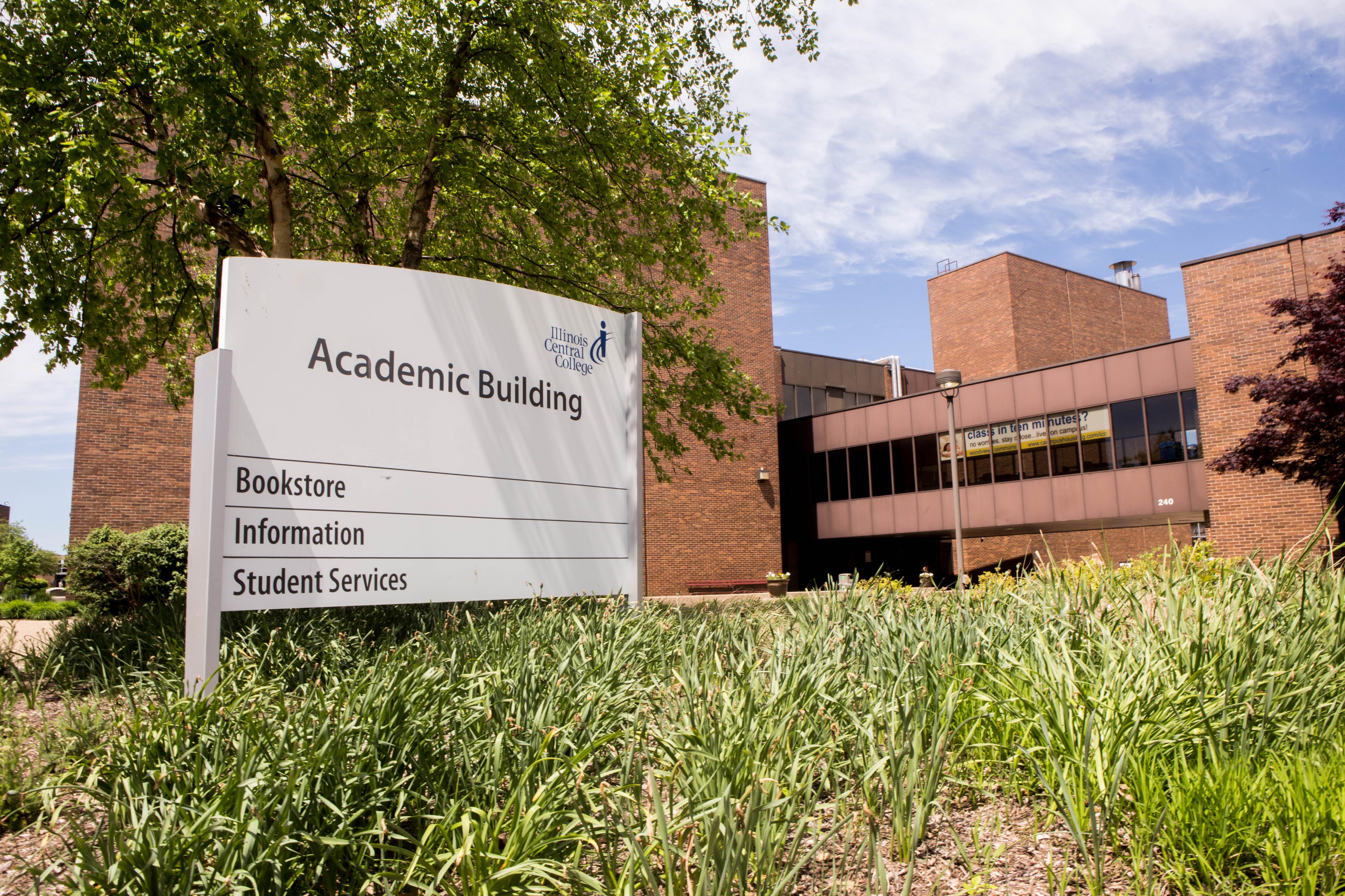 Achademic Building